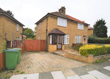 Thumbnail 2 bed semi-detached house for sale in Meerbrook Road, London