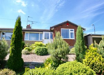 Thumbnail 2 bedroom semi-detached bungalow for sale in Heversham Close, Lancaster