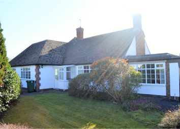 Thumbnail 2 bed detached bungalow for sale in The Close, Greasby