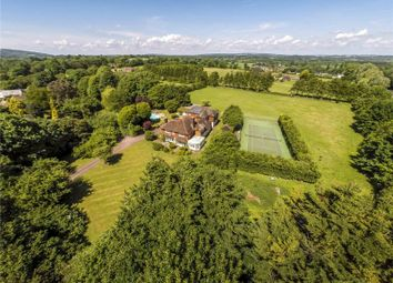 Thumbnail 6 bed detached house for sale in Westburton Lane, Bury, Pulborough, West Sussex