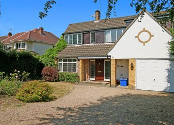 Thumbnail 4 bed detached house for sale in The Ridgeway, Radlett