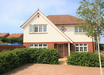 Thumbnail 4 bed detached house for sale in Coleberd Close, Ottery St. Mary
