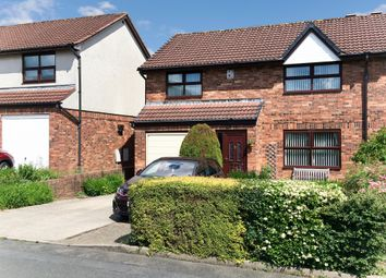Thumbnail 4 bed semi-detached house for sale in Turnberry Way, Carlisle