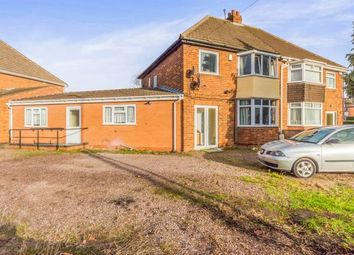 Thumbnail 4 bedroom semi-detached house for sale in Rowan Road, Walsall, West Midlands, The Delves