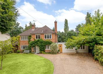 Thumbnail 5 bed detached house for sale in Onslow Road, Sunningdale, Berkshire