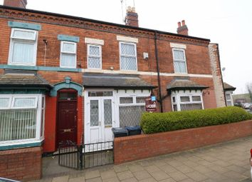 Thumbnail 2 bed terraced house for sale in Ashwin Road, Handsworth