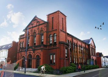 Thumbnail 1 bed flat for sale in Jubilee House, Kensington, Liverpool
