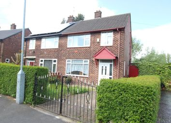 Thumbnail 3 bed semi-detached house for sale in Hobson Crescent, Audenshaw, Manchester