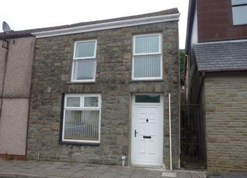 Thumbnail 3 bedroom end terrace house to rent in Pleasant View, Ton Pentre