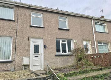 Thumbnail 3 bed terraced house for sale in Llantwit Road, Neath
