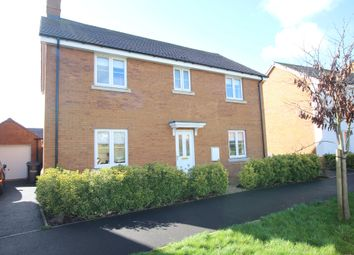 Thumbnail 4 bedroom detached house to rent in Anson Avenue, Calne