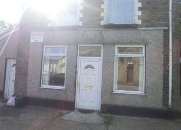 Thumbnail 3 bed flat for sale in Hebron Road, Clydach, Swansea .