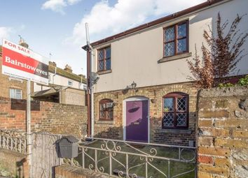 Thumbnail 1 bed semi-detached house for sale in Dover Street, Maidstone, Kent