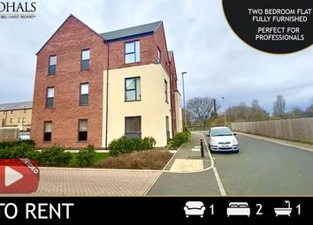 Thumbnail 2 bed flat to rent in Charles Bennion Walk, Leicester