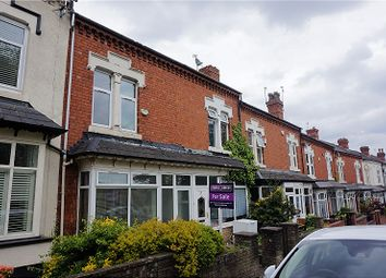 Thumbnail 4 bedroom terraced house for sale in Lightwoods Hill, Smethwick