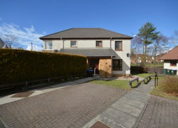 Thumbnail 2 bed semi-detached house for sale in St. Serf's Place, Crook Of Devon, Kinross