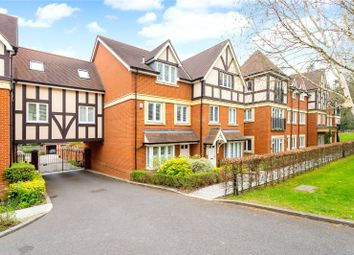 Thumbnail 3 bedroom flat for sale in Baily Gardens, Wray Common Road, Reigate, Surrey