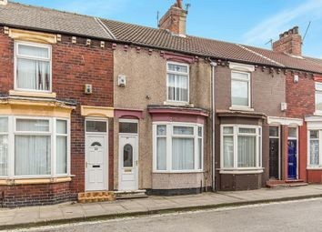 Thumbnail 3 bedroom terraced house to rent in Edward Street, North Ormesby, Middlesbrough