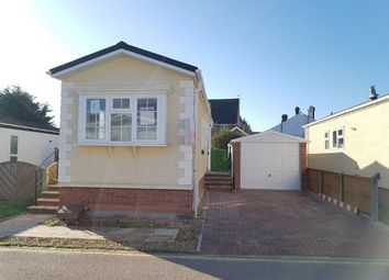 Thumbnail 1 bed bungalow for sale in Long Close, Lower Stondon, Bedfordshire