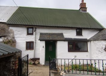 Thumbnail 2 bed cottage to rent in Crackington Haven, Bude