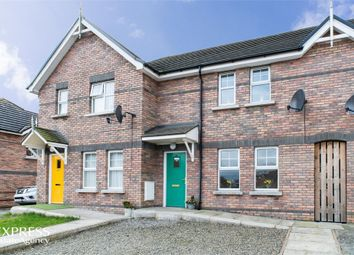 Thumbnail 2 bed terraced house for sale in Limewood, Banbridge, County Down