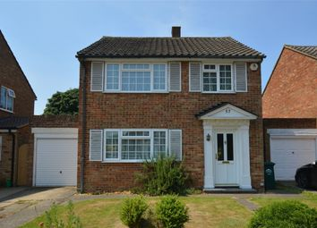 Thumbnail 4 bed detached house for sale in Kenton Avenue, Sunbury-On-Thames, Surrey