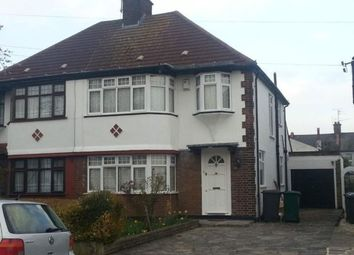 Thumbnail 5 bed semi-detached house to rent in Sandringham Gardens, Finchley
