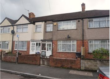 Thumbnail 3 bed terraced house for sale in Kingsmead Avenue, Mitcham