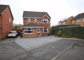 Thumbnail 4 bed detached house for sale in The Hills, Grimsargh, Preston