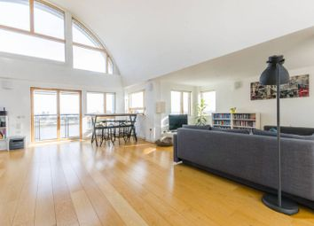 Thumbnail 3 bed flat for sale in John Harrison Way, Greenwich
