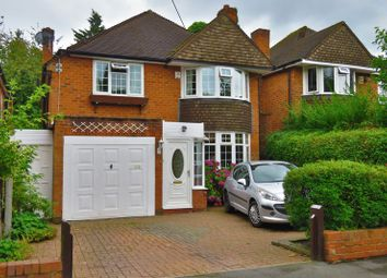 Thumbnail 3 bedroom detached house for sale in School Road, Moseley, Birmingham