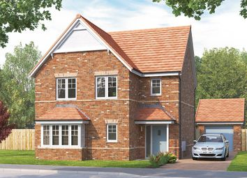"Thumbnail 4 bed detached house for sale in ""The Bibury"" at Durham Road, Stockton-On-Tees"