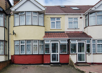 Thumbnail 3 bedroom terraced house to rent in Seaton Road, Wembley