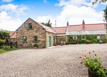 Thumbnail 4 bed barn conversion for sale in Chatton, Alnwick