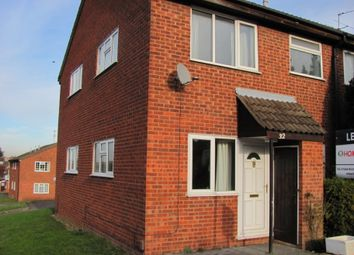 Thumbnail 1 bed town house to rent in Robin Crescent, Melton Mowbray