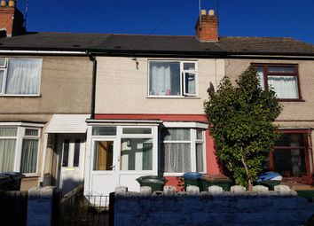 Thumbnail 2 bedroom terraced house for sale in Arbury Avenue, Coventry