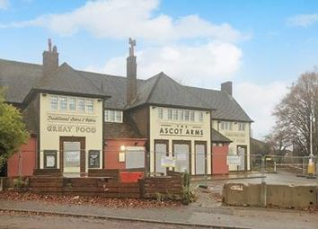 Thumbnail Pub/bar for sale in Ascot Arms, Central Avenue, Gravesend, Kent