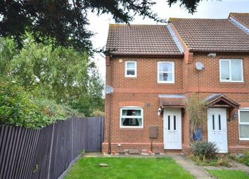 Thumbnail 2 bed end terrace house to rent in Woodbine Close, Abbeymead, Gloucester