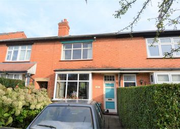 Thumbnail 3 bed terraced house for sale in Longmore Road, Shirley, Solihull
