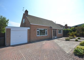 Thumbnail 4 bed detached bungalow for sale in Bryn Twr, Abergele