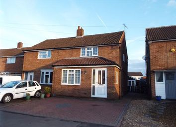 Thumbnail 3 bed semi-detached house for sale in Eastfield Close, Luton, Bedfordshire