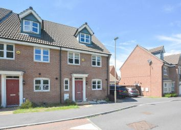 Thumbnail 4 bed semi-detached house to rent in Thornborough Way, Hamilton, Leicester