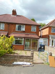 Thumbnail 3 bed semi-detached house to rent in Monyhull Hall Road, Kings Norton