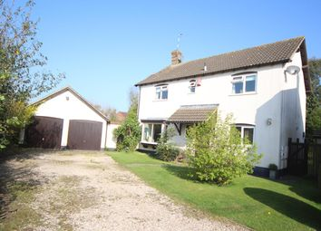 Thumbnail 4 bedroom property for sale in Nursery Gardens, Earl Shilton, Leicester