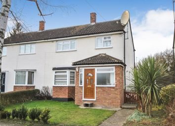Thumbnail 3 bed semi-detached house for sale in Cherry Gardens, Sawbridgeworth