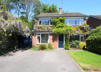 Thumbnail 4 bed detached house for sale in Cannon Grove, Fetcham, Leatherhead
