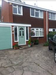 Thumbnail 1 bedroom flat to rent in Longleat Drive, Cheswick Green, Solihull