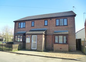Thumbnail 1 bed flat for sale in New Drove, Wisbech