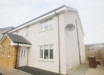 Thumbnail 3 bed semi-detached house for sale in Loudoun Court, Darvel
