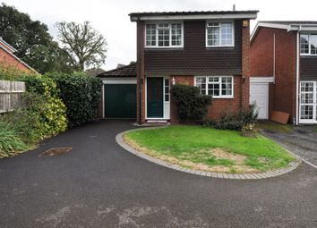 Thumbnail 3 bed link-detached house for sale in Berkeley Close, Winyates Green, Redditch